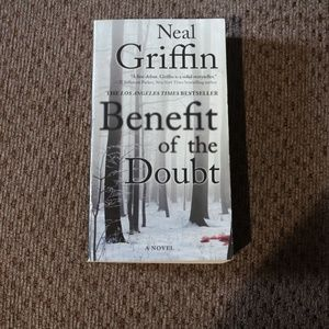Neal Griffin Benefit of the Doubt Book